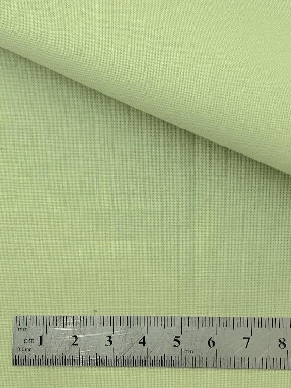 Bio Organic Baumwolle Stoff div. Farben