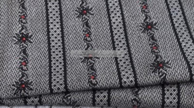 Baumwolle Stoff Edelweiss 1,45 m breit