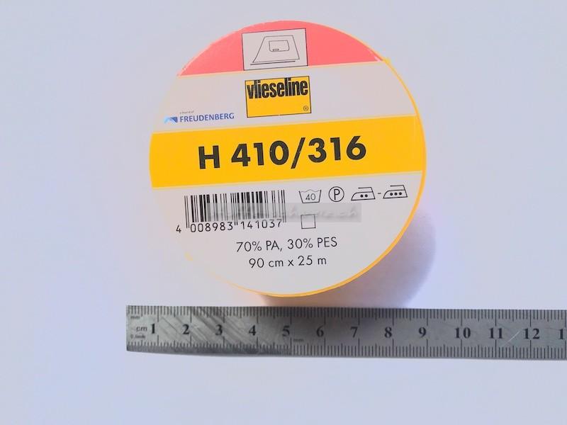 Original Vlieseline Softline H 410 90cm weiss