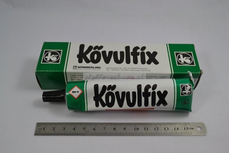 Universal Leder, Stoff & Gummi Kleber 60gr Tube