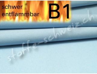Trevira CS B1 Stoff permanent schwer entflammbar