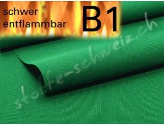 Segeltuch 5,10 breit Stoff B1 permanent schwer entflammbar