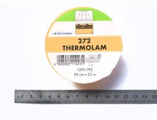 Original Vlieseline 272 Thermolam 90cm weiss