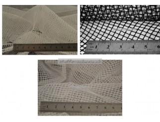 Baumwollgitter Sprinklergewebe 520cm breit