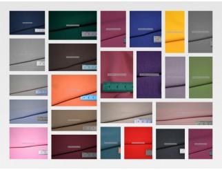 Musterkarte Farbkarte Bündchenstoff ohne Ripp