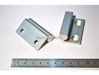 Deckenwinkel Deckenhalter für Alu Profil Schiene gross