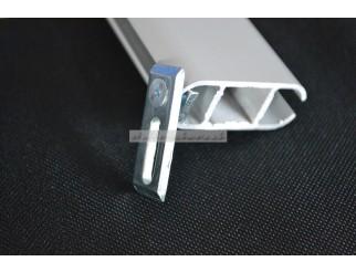 Deckenhalter für Alu Profil Schiene