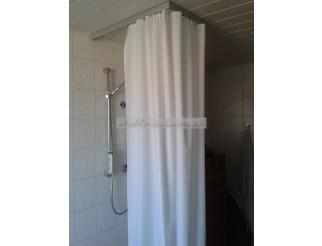 Duschvorhang HighTech Stoff 3,20 breit wasserdicht Neu