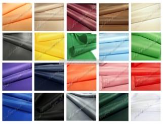 Stoff Taft Dekoration Dekorationstaft div. Farben