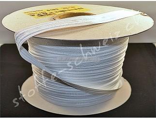 Vorhangband Kräuselband Gardinen weiss pro Laufmeter