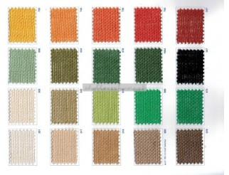 Musterkarte Farbkarte Jute Sackleinen Rupfen Farbe