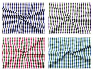 Baumwollstoff Vichy Karo Klein Hemden Qualität