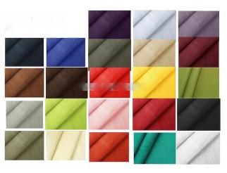 Musterkarte Farbkarte Leinen Stoffe