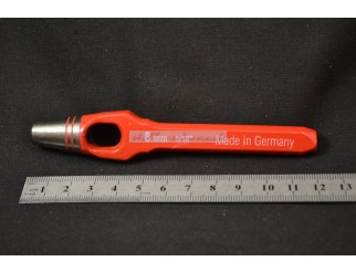 Locheisen Henkellocheisen 8mm für Tenax und Oesen