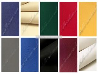Musterkarte Farbkarte Oxford Polyester 6000