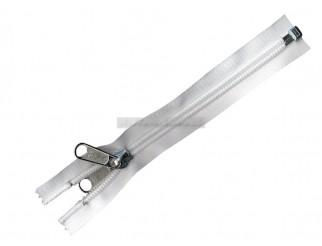 Reissverschluss 110 cm schwere Ausführung teilbar 1 Griff
