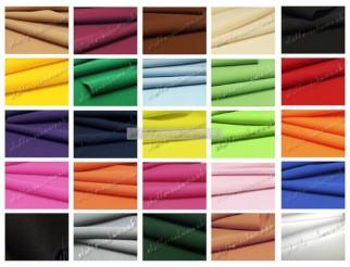 Musterkarte Farbkarte Tischdeckenstoff