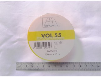 Original Vlieseline wärmeisolierend VOL 55 weiss