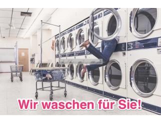 Waschen pro Laufmeter Ware
